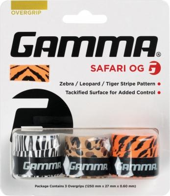 Gamma Supreme Overgrip 60er im Polybeutel bunt